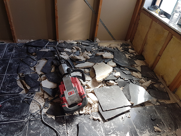 house strip out